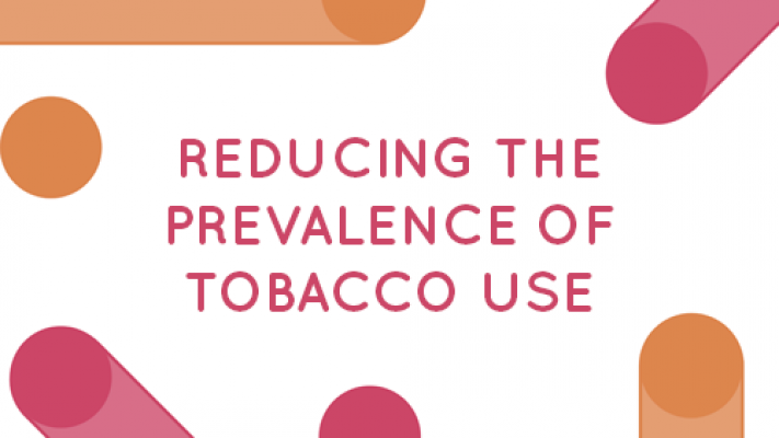 Reducing the Prevalence of Tobacco Use