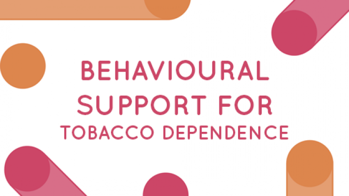 Behavioural Support for Tobacco Dependence
