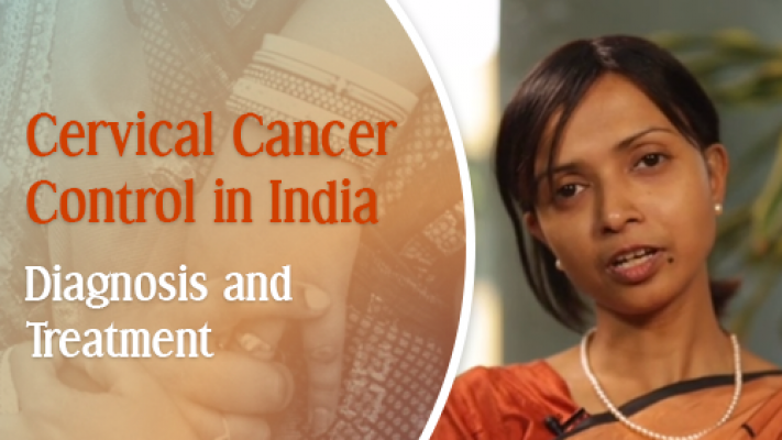 Cervical Cancer Control in India: Diagnosis and Treatment