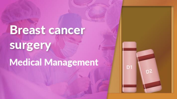 Breast Cancer Medical Management
