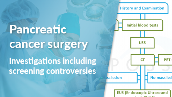 Investigations including screening controversies
