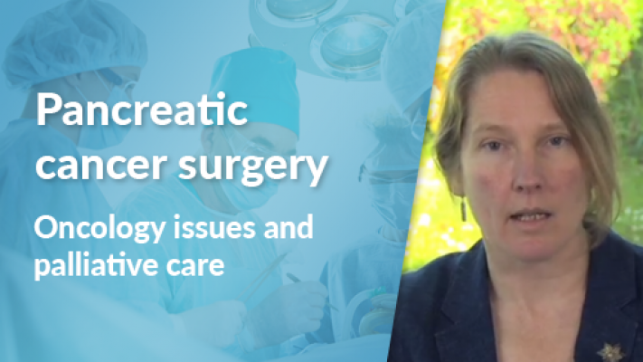 Oncology issues and palliative care