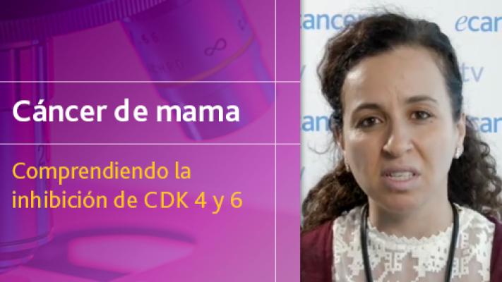 Cáncer de mama Comprendiendo la inhibición de CDK 4 y 6