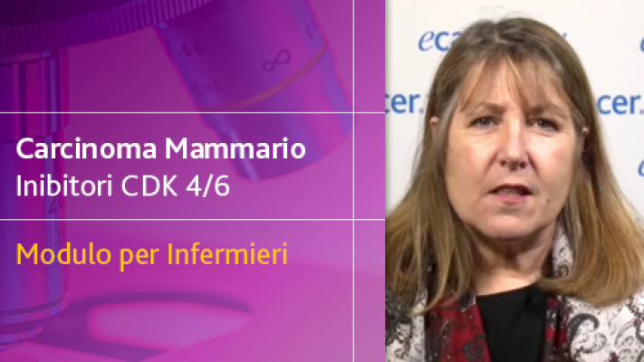 Carcinoma Mammario Inibitori CDK 4/6 - Modulo per Infermieri