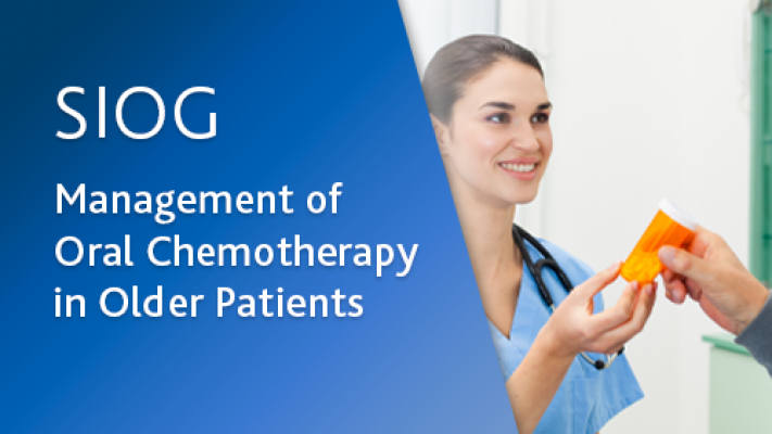Management of Oral Chemotherapy in Older Patients