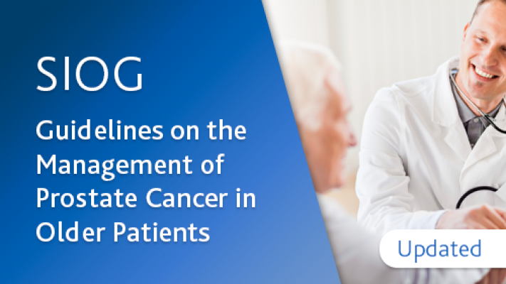 Updated Guidelines on the Management of Prostate Cancer in Older Patients