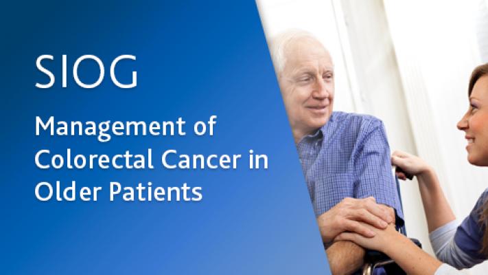 Management of Colorectal Cancer in Older Patients