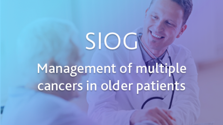 Management of multiple cancers in Older Patients following SIOG guidelines