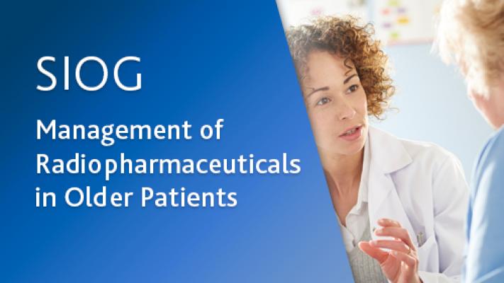 Management of Radiopharmaceuticals in Older Patients