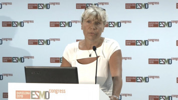 PARP inhibitor olaparib added to bevacizumab benefits women with ovarian cancer with and without a BRCA mutation ( Prof Isabelle Ray-Coquard - The Université Claude Bernard Lyon, Lyon, France )