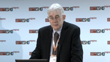 CDK4/6 inhibitor abemaciclib plus fulvestrant improves overall survival in HR-positive/HER2-negative advanced breast cancer ( Prof George Sledge - Stanford Health Care, Stanford, USA )