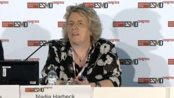 Comment: CDK4/6 inhibitors in advanced breast cancer ( Prof Nadia Harbeck - University of Munich, Munich, Germany )