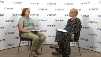 Holistic management of patients with ALK-positive NSCLC ( Rachel Thomas and Jackie Fenemore )