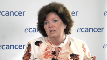 Safety and tolerability of AVB500 in platinum-resistant recurrent ovarian cancer ( Dr Gail McIntyre - CSO, Aravive Biologics, Houston, Texas )