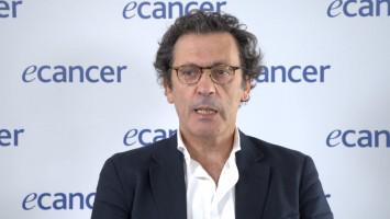 Pembrolizumab plus platinum-based chemotherapy for metastatic NSCLC ( Dr Luis Paz-Ares - Hospital Universitario Doce de Octubre, Madrid, Spain )
