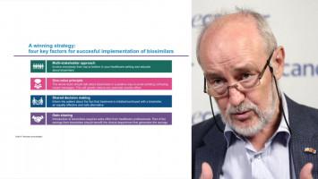 Realising the potential of biosimilars ( Prof Arnold Vulto - Erasmus University Rotterdam, Rotterdam, Netherlands )
