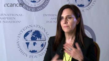 Using aspirin for colorectal cancer prevention ( Prof Paola Patrignani - University of Chieti, Chieti and Pescara, Italy )