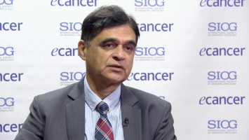 The importance of upcoming SIOG advanced courses in India ( Prof Ravi Mehrotra - India Cancer Research Consortium, Delhi, India )