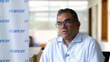 The growing burden of cancer in India ( Dr Mohandas Malath - Tata Medical Center, Kolkata, India )