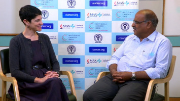 Cancer control interventions for low and middle-income countries ( Dr Ophira Ginsburg and Dr Rengaswamy Sankaranarayanan )