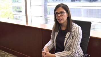 Coming together to solve cancer issues ( Ms. Helen Trifonopoulos - Novartis Oncology, Canadá )