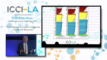 The challenge of cancer care in Argentina ( Dr. Atun Rifat - Harvard University, Boston, EEUU )