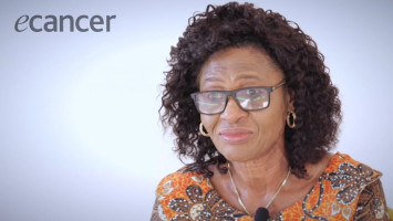 Training and development of oncology practitioners in Africa ( Dr Chioma Asuzu - University of Ibadan, Ibadan, Nigeria )