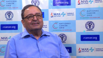 The changing landscape of cancer in India ( Prof. PK Julka - Max Institute of Cancer Care, Lajpat Nagar, New Delhi, India )