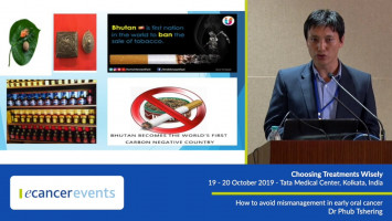 How to avoid mismanagement in early oral cancer ( Dr Phub Tshering - National Referral Hospital, Thimphu, Bhutan )