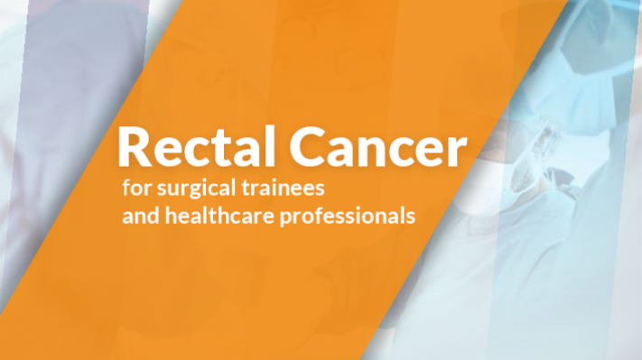 Rectal cancer surgery course for post-graduate surgical trainees