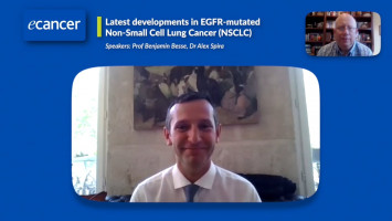 ASCO 2020: Latest developments in EGFR-mutated non-small cell lung cancer ( Prof Benjamin Besse and Dr Alex Spira )