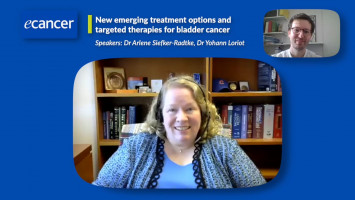 New emerging treatment options and targeted therapies for bladder cancer ( Dr Arlene Siefker-Radtke and Dr Yohann Loriot )