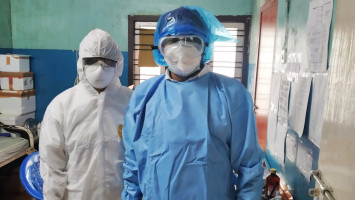 Global oncology pharmacists face restricted access to essential PPE items
