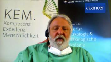 AGO DESKTOP III/ENGOT-ov20: Impact of secondary cytoreductive surgery in recurrent ovarian cancer ( Prof Andreas du Bois - Kliniken Essen Mitte, Essen, Germany )