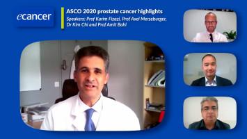 ASCO 2020 prostate cancer highlights ( Prof Karim Fizazi, Prof Axel Merseburger, Dr Kim Chi and Prof Amit Bahl )