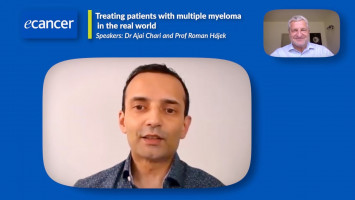 Treating patients with multiple myeloma in the real world ( Dr Ajai Chari and Prof Roman Hájek )