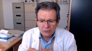 El impacto de COVID-19 en TODOS los pacientes de España ( Dr. Josep Ribera - Institut Català d'Oncologia (ICO), Barcelona, España )