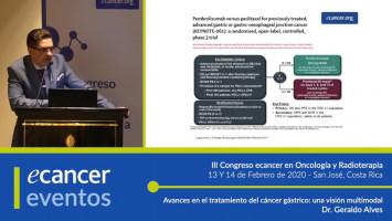 Avances en el tratamiento del cáncer gástrico: una visión multimodal ( Dr. Geraldo Alves - Hospital Santa Rosa, Mato Grasso, Brasil )
