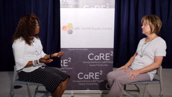 CaRE2 Cancer Research Link© : Training the Next Generation of Cancer Disparity Scientists featuring Dr. Debra Lyon ( Prof Folakemi Odedina and Dr Debra Lyon )