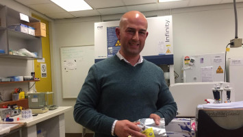 Promising breath-test for cancer