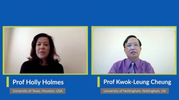 SIOG 2020 Annual Meeting global message and continuity with SIOG 2021 ( Prof Holly Holmes and Prof Kwok-Leung Cheung )