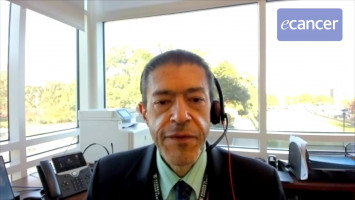 First-in-class STAMP inhibitor asciminib in patients with CML harbouring the T315I mutation ( Dr Jorge Cortes - Augusta University, Augusta, USA )