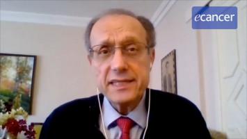 BRCA mutation in metastatic TNBC patients ( Prof Nagi El Saghir - American University of Beirut, Beirut, Lebanon )
