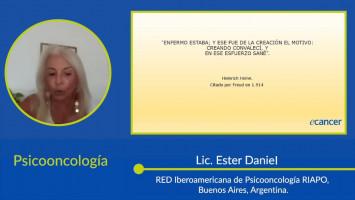 Módulo: Psicooncología ( Lic Ester Daniel, Lic. Andrea Ortiz Sanhueza, Lic. Juan Manuel Saldaña Calero, Lic. Marilyn Toledo Cárdenas )