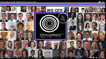 OncoAlert and ecancer weekly roundup for February 01 - 06, 2021 ( Dr Gil Morgan - Skåne University Hospital in Lund, Sweden )