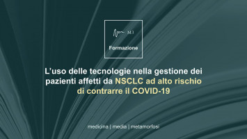 Reducing the risk of contracting COVID-19 in patients with NSCLC (IT) ( Dr Giuseppe Giaccone, Dr Neal Navani, Professor Eric Lim )
