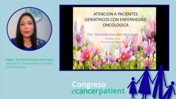 Atención psicooncológica a pacientes geriátricos con enfermedad oncológica ( Mgter. Yamilet González Henriquez Hospital Dr. Gustavo Nelson Collado, Chitré, Panamá )