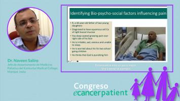La conexión entre las emociones y el dolor ( Dr. Naveen Salins - Jefe de departamento de Medicina Paliativa del Kanturba Medical College, Manipal, India )