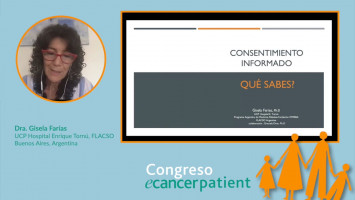 Consentimiento informado, ¿Qué sabes? ( Dra. Gisela Farías - UCP Hospital Enrique Tornú, FLACSO, Buenos Aires, Argentina )