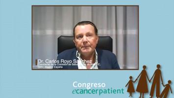 Aprender a convivir con el cáncer ( Dr. Carlos Royo Sánchez - Presidente de la Comisión de Salud Digital de AMETIC, GMV, Madrid, España )